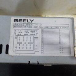 Дисплей информационный Geely GC6 2014-2016 1017023334 3