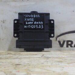 Блок клапанов АКПП (гидробло) Volkswagen Touareg 2010-2018 0C8927755J 1