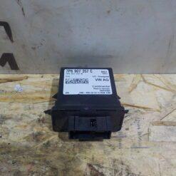 Блок электронный управления освещением Volkswagen Touareg 2010-2018 7P6907357C 3