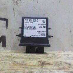 Блок электронный управления освещением Volkswagen Touareg 2010-2018 7P6907357C 10