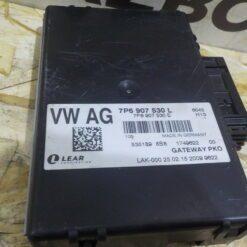 Блок электронный Volkswagen Touareg 2010-2018 7P6907530E, 7P6907530 6