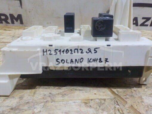 Блок предохранителей Lifan Solano 2010-2016  BAE3722100B1