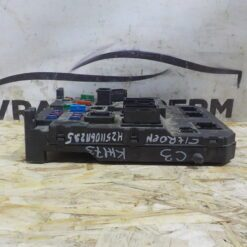 Блок предохранителей Citroen C3 2002-2009 6580X4 5