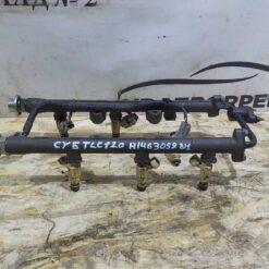 Рампа топливная Hyundai Sonata IV (EF)/ Sonata Tagaz 2001-2012  3530437100, 353043E200, 353043E220, 353043E100, 353043E120, 353073E100, 353073E110, 353073E120
