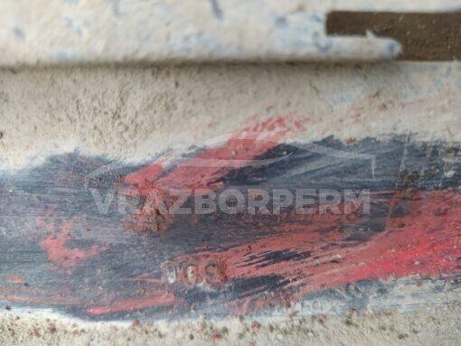 Бампер задний Renault Kangoo 2008>  7701479198