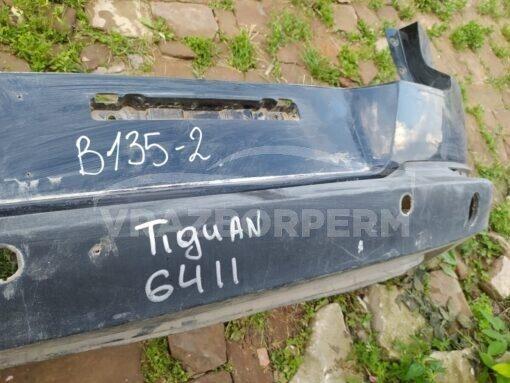 Бампер задний Volkswagen Tiguan 2011-2016  5n0807301.5n0807417