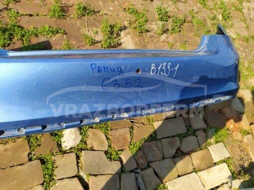 Бампер задний Skoda Rapid 2013-2020  60u807421