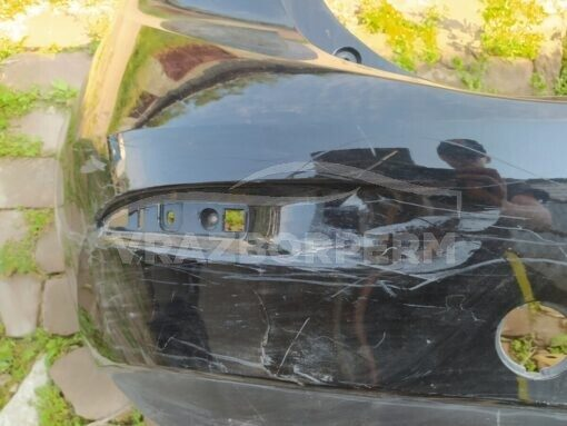 Бампер задний Mazda Mazda 3 (BM) 2013-2016  BHN150221