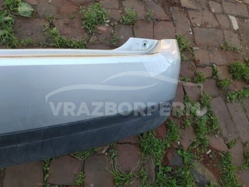 Бампер задний Ford Fiesta 2001-2008  2s6117k823