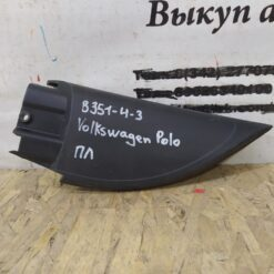 Крышка зеркала левого внутр. (треугольник) перед. Volkswagen Polo (Sed RUS) 2011-2020  6ru837973