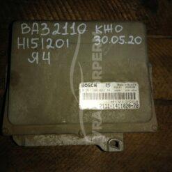 Блок управления двигателем (ЭБУ/мозги) VAZ 21100  2111141102070, 0261206683