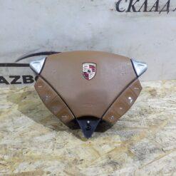 Подушка безопасности (AIR BAG) в руль Porsche Cayenne 2003-2010  7L5880201